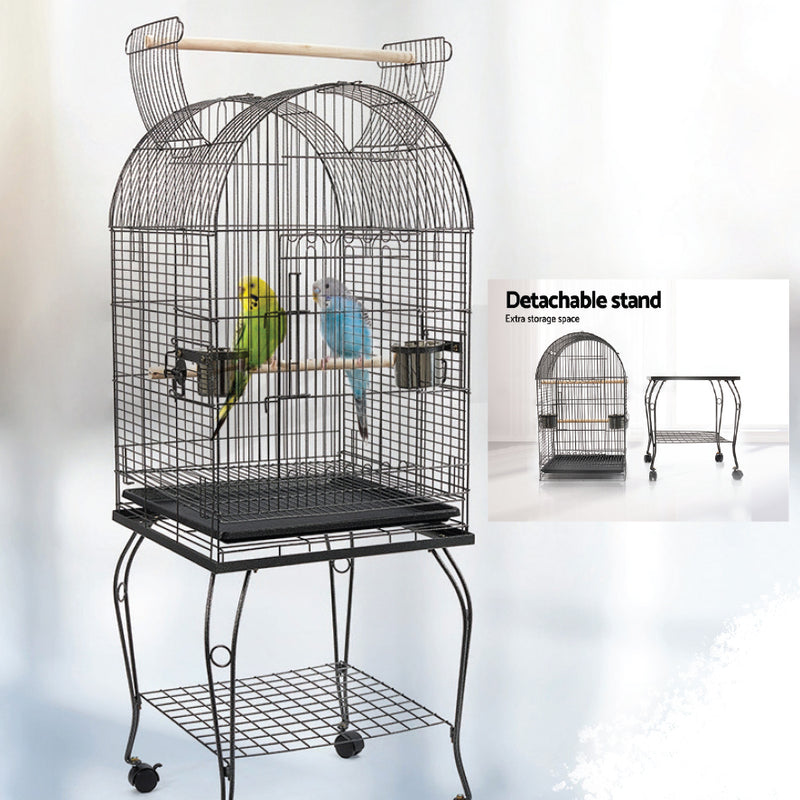 150CM BIRDCAGE AND STAND