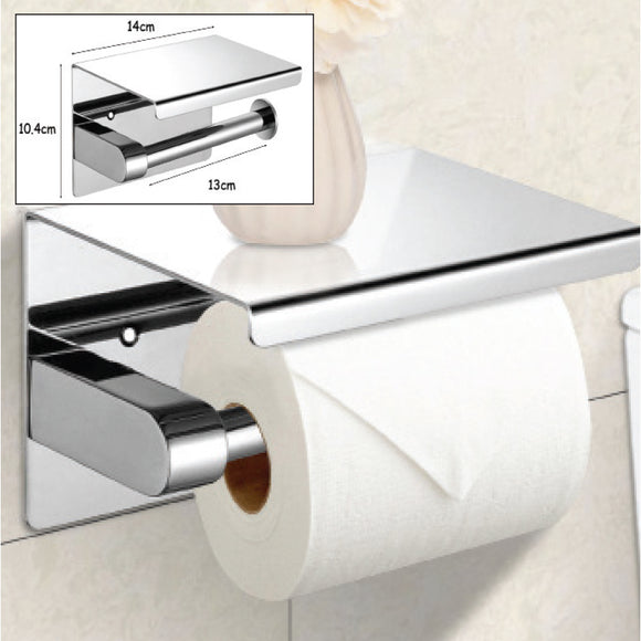 SINGLE TOILET ROLL HOLDER