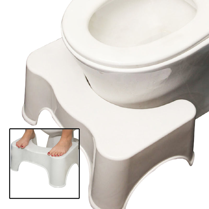 COMFORT SIT AND SQUATTY POTTY TOILET STOOL