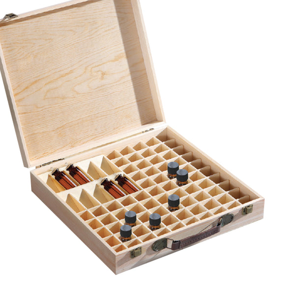 85 SLOTS ESSENTIAL OILS STORAGE BOX