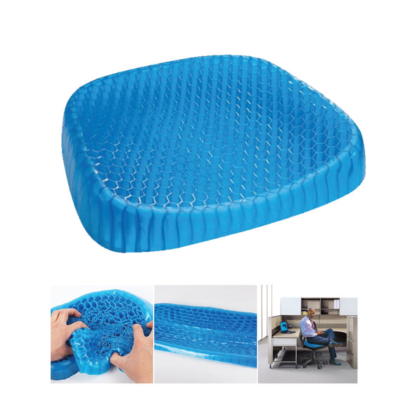 COOL GEL BACK SUPPORT CUSHION