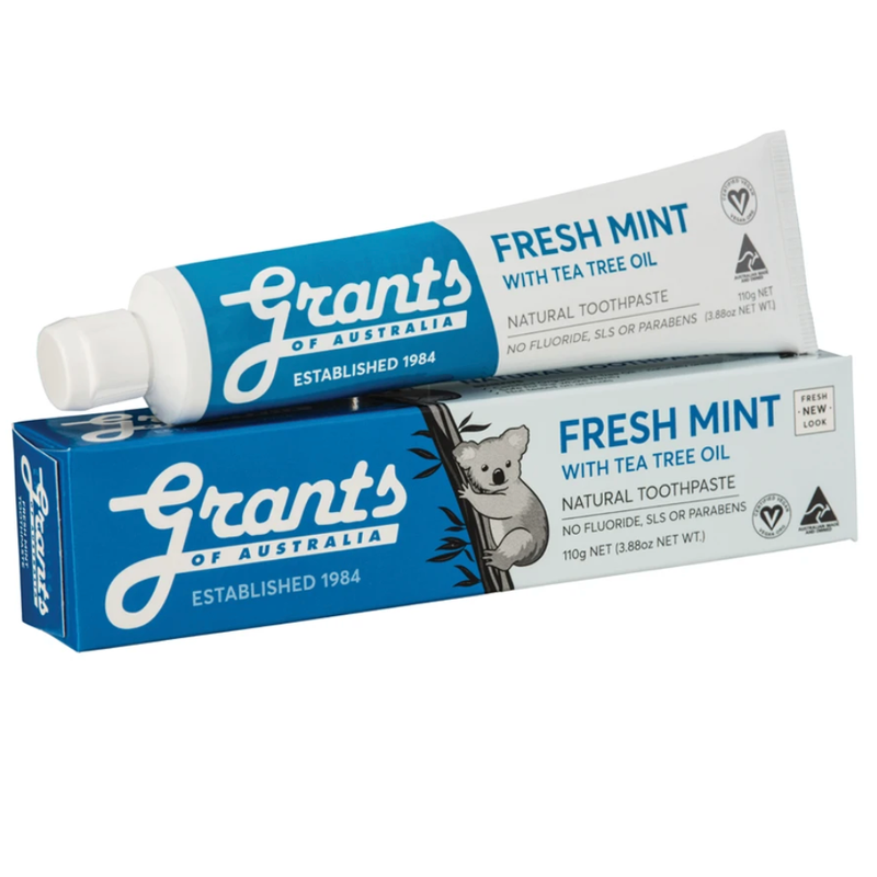 GRANTS FRESH MINT TOOTHPASTE