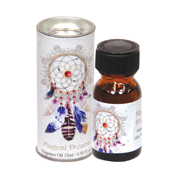 FOLLOW YOUR DREAMS FRAGRANCE OIL