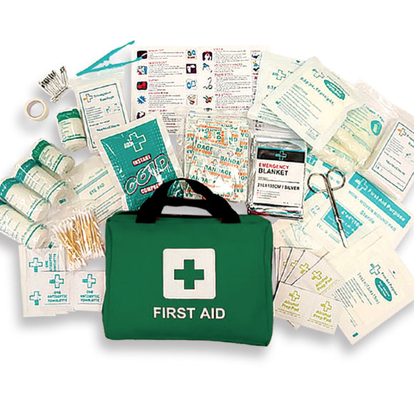 210-PIECE FIRST AID KIT