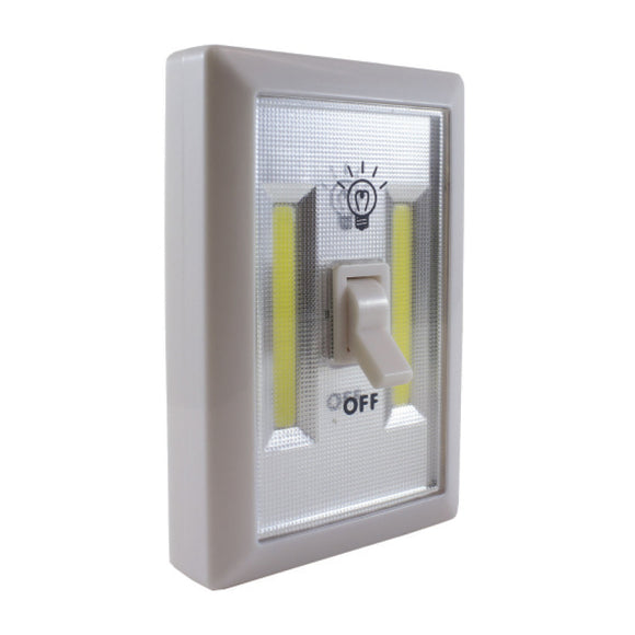 CORDLESS LED LIGHT SWITCH