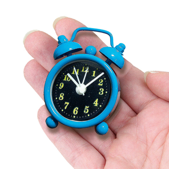 RETRO MINI ALARM CLOCK