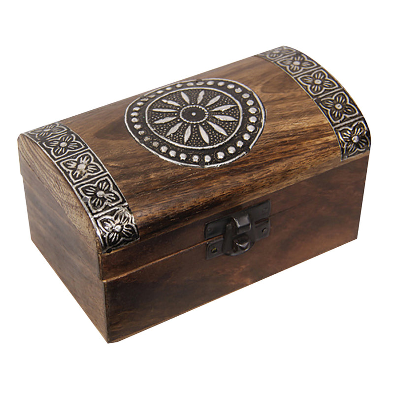 INSPIRATIONAL WOODEN TRINKET BOX