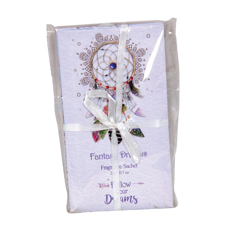 FOLLOW YOUR DREAMS FRAGRANCE SACHET
