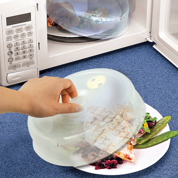 SET OF 5 MICROWAVE SPLATTER COVERS