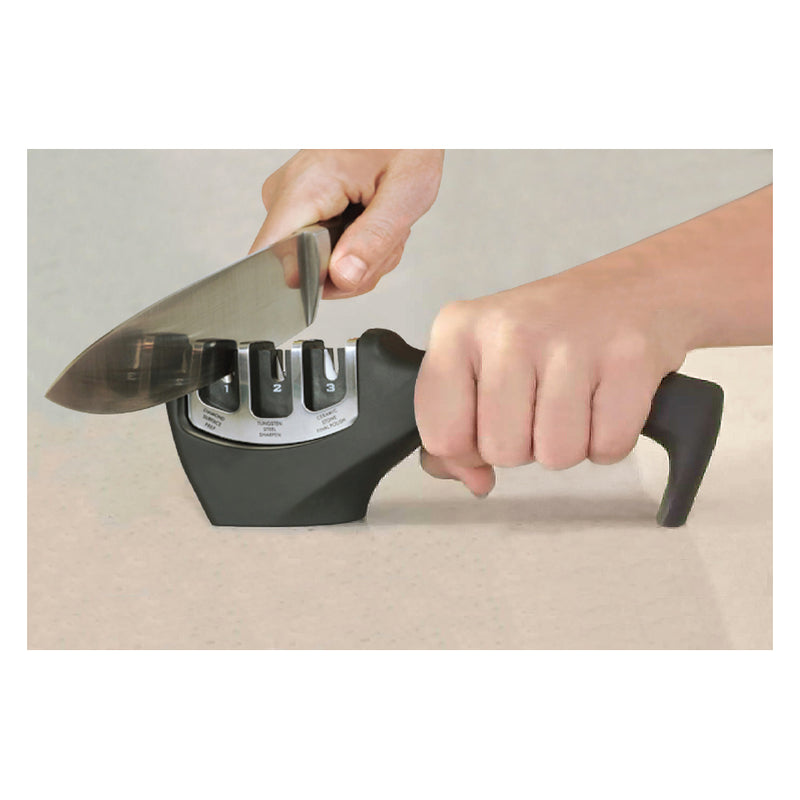 3 IN 1 KNIFE SHARPENER