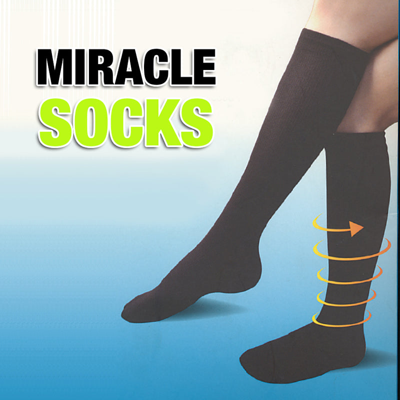 MIRACLE SOCKS LARGE/X LARGE SIZE