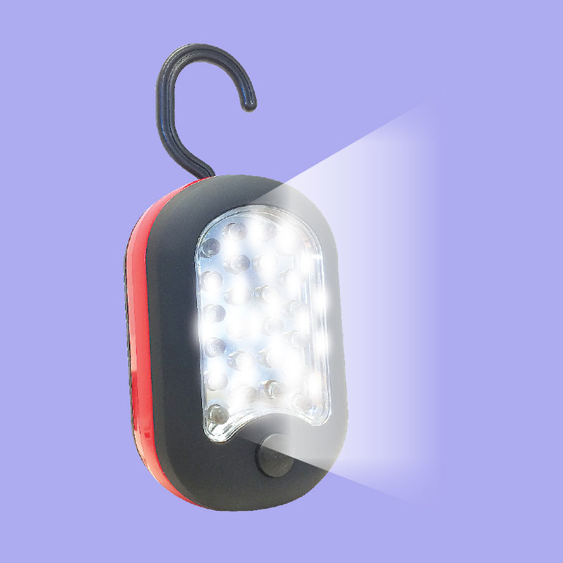 HANGING MAGNETIC WORK LIGHT