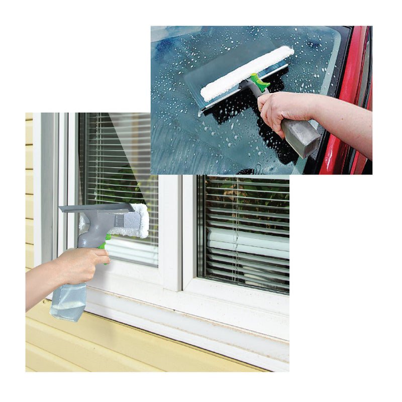 3-IN-1 MICROFIBRE SPRAY SQUEEGEE