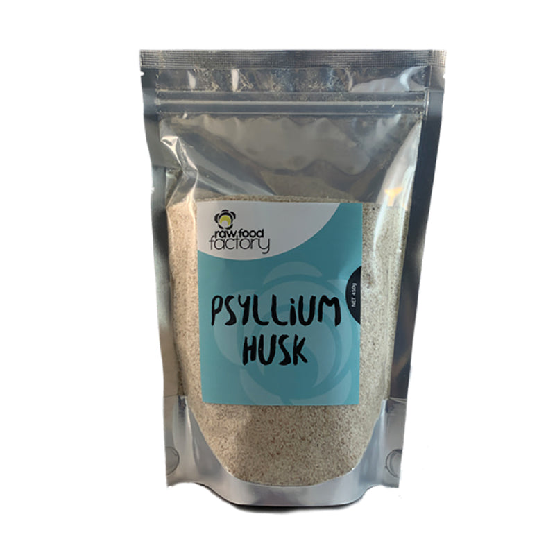 RAW FOOD FACTORY PSYLLIUM HUSK