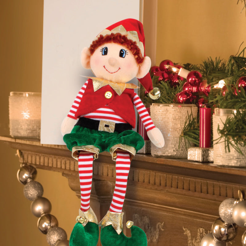 DELUXE ELF ON A SHELF