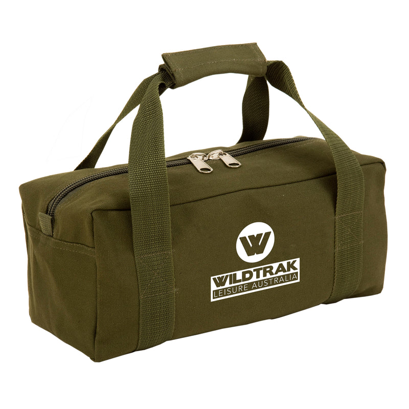 CANVAS TOOL BAG 46X18X15CM