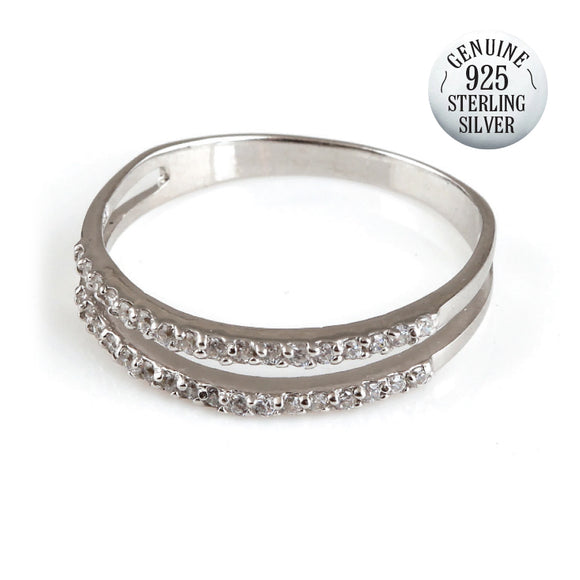 SIZE Q ETERNITY RING