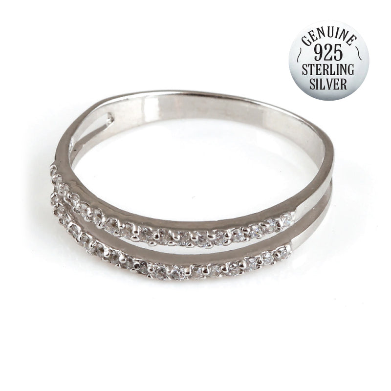 SIZE L ETERNITY RING