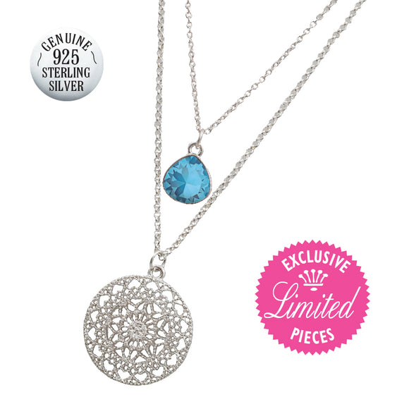 SIENNA DOUBLE NECKLACE