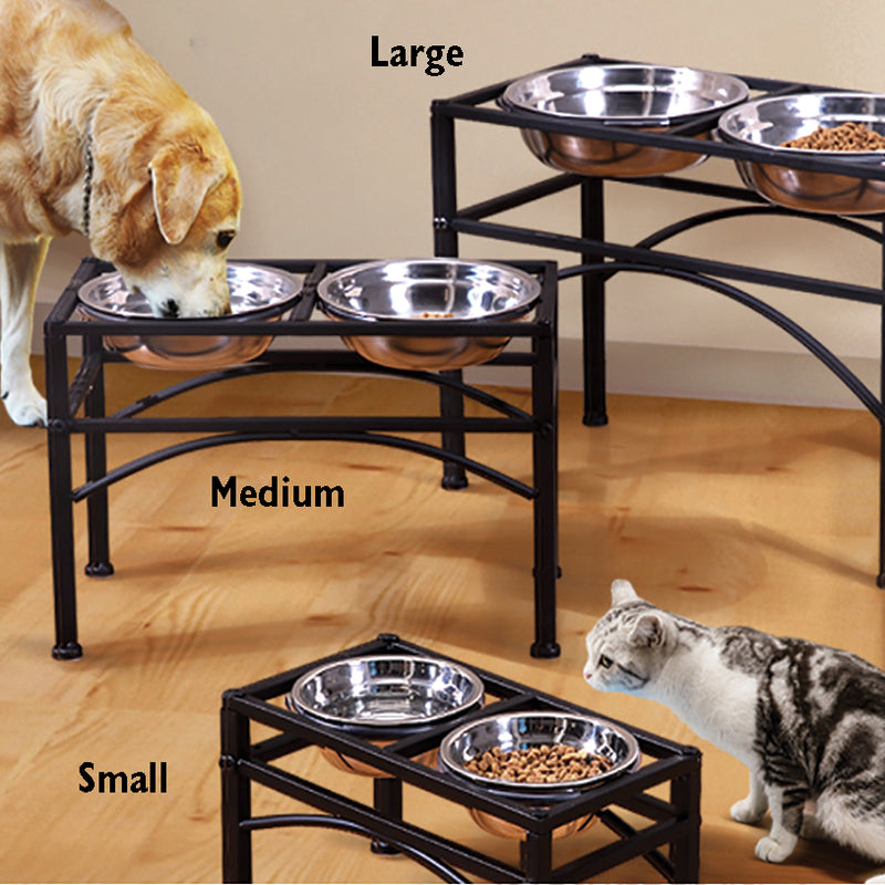 EASY REACH PET FEEDER