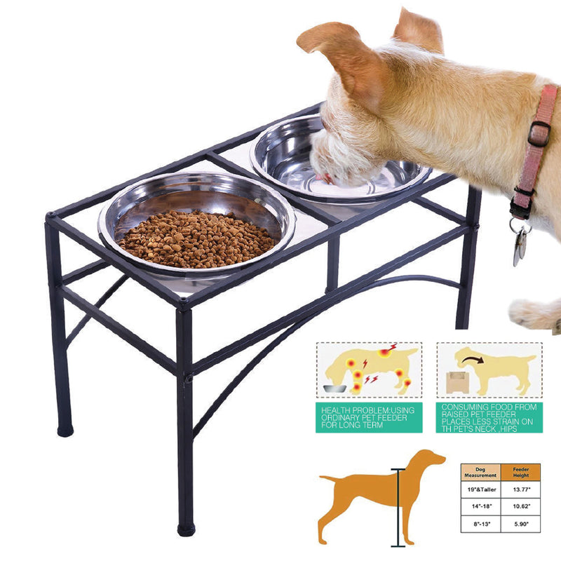 SMALL PET FEEDER
