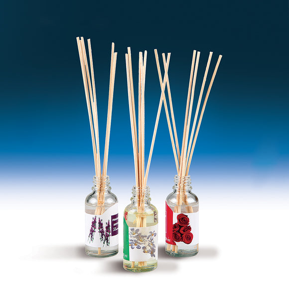 3 FRAGRANCE DIFFUSERS