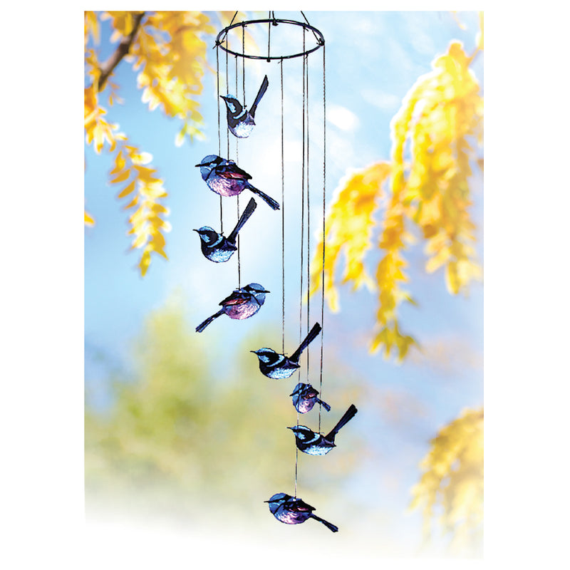WREN WIND CHIME