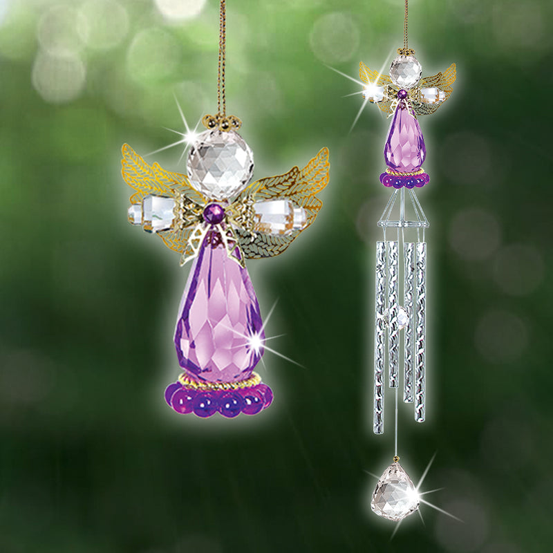 GUARDIAN ANGEL WINDCHIME