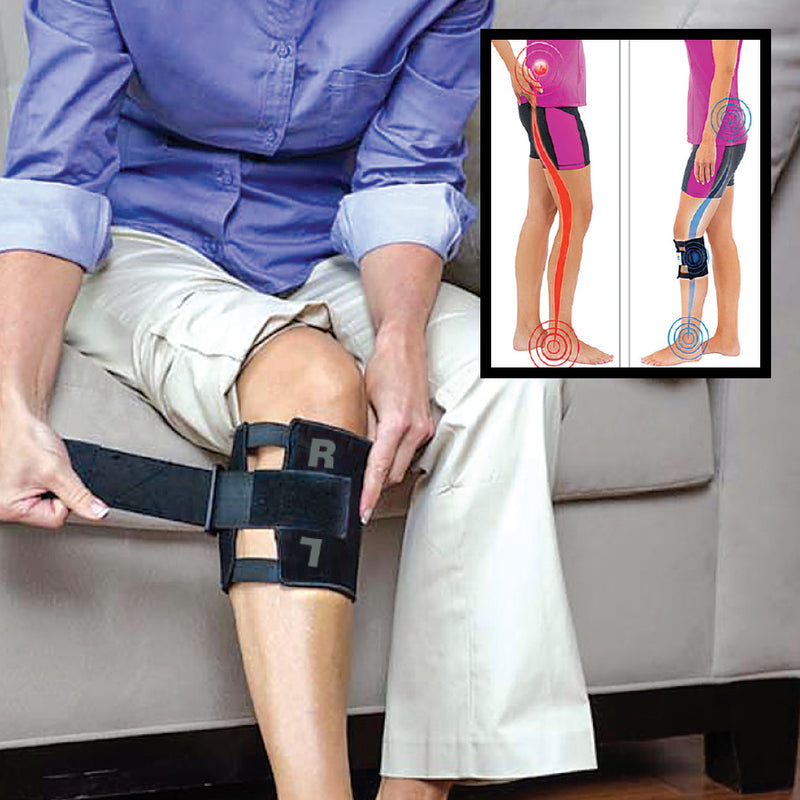 UNISEX AMAZING WRAP KNEE BRACE