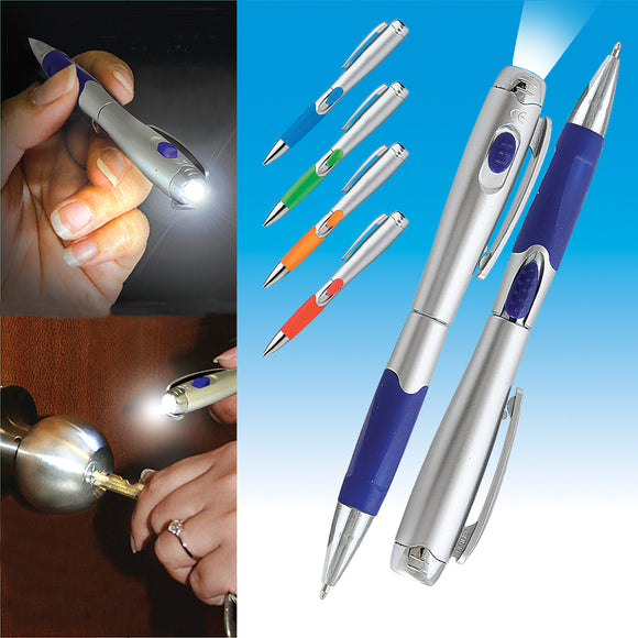 SET OF 4 PEN TORCHES