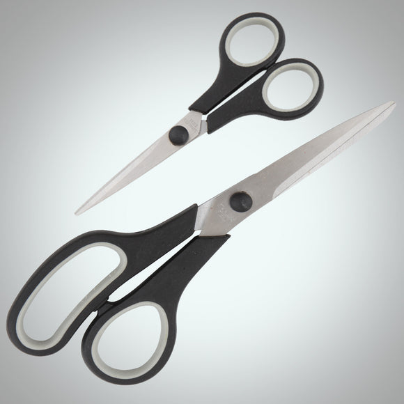 2 KITCHEN SCISSORS