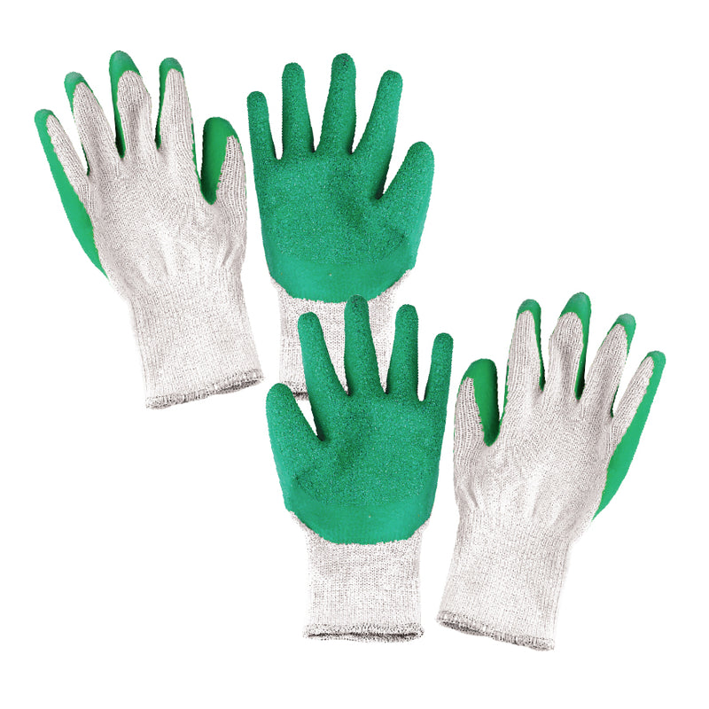 2 PAIRS OF UNISEX MULTI PURPOSE GLOVES