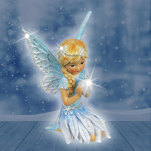 TIFFANY WINTER FAIRY COLLECTABLE