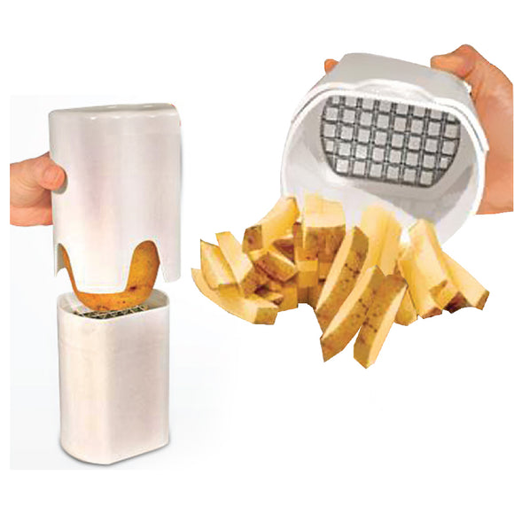 'FANTASTIC FRIES' CUTTER