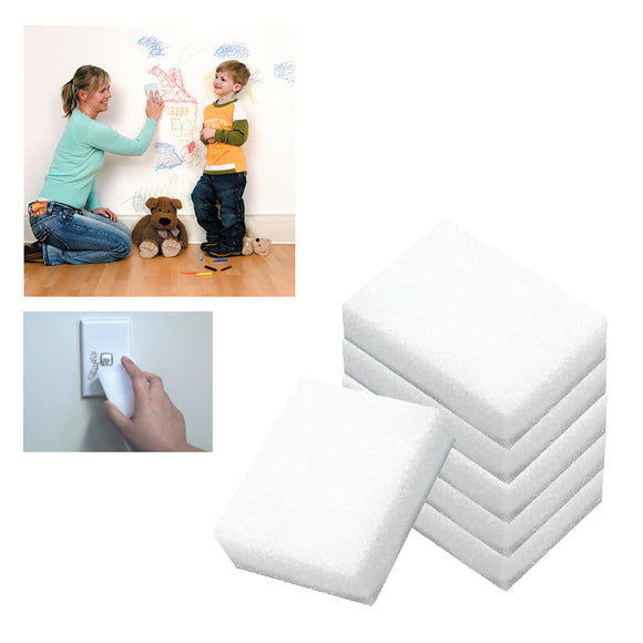6 PACK MAGIC CLEANING ERASERS