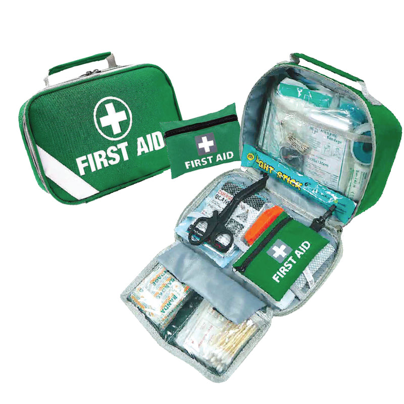 258 PIECE DELUXE FIRST AID KIT