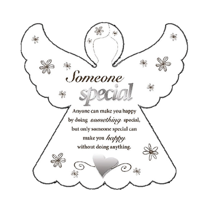 SOMEONE SPECIAL GUARDIAN ANGEL PLAQUES