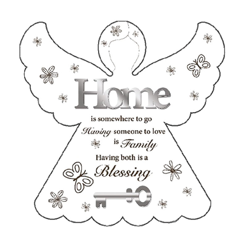 HOME GUARDIAN ANGEL PLAQUES