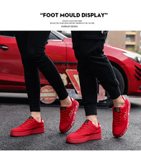 Load image into Gallery viewer, Lace-up Casual Breathable Canvas Shoes