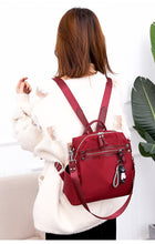 Load image into Gallery viewer, Oxford Backpack Multifunction Fashion Schoolbag