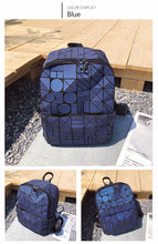 Load image into Gallery viewer, Chameleon Backpack Simple Style Travel Bag School Bag