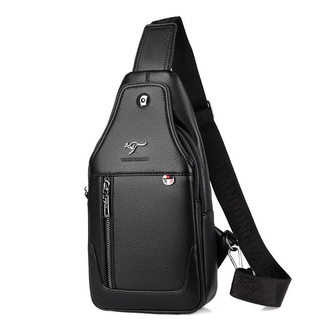 Men's Business Crossbody Shoulder Bag