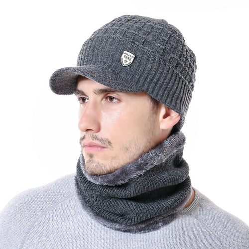 Warm Knitted Fashion Beanie Hat