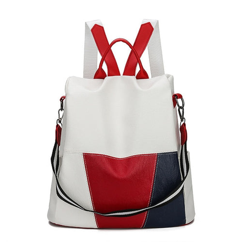 Women's Multi-Function Softback Casual Backpack