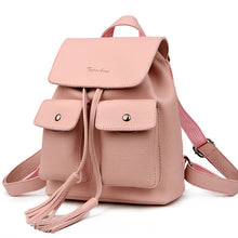 Load image into Gallery viewer, Fashion Tassel Girl Backpack