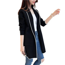 Load image into Gallery viewer, Autumn Winter Cardigan Soft Coat Slim Fit Jacket
