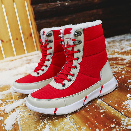 Women's Winter Snow Boots Lightweight  & Waterproof