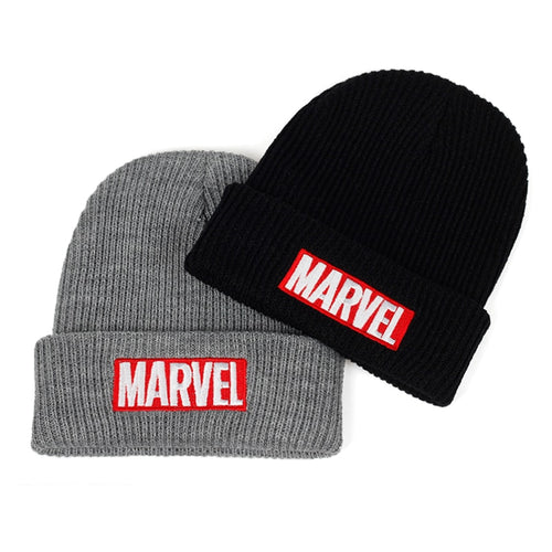 High Quality MARVEL Cotton Casual Beanie