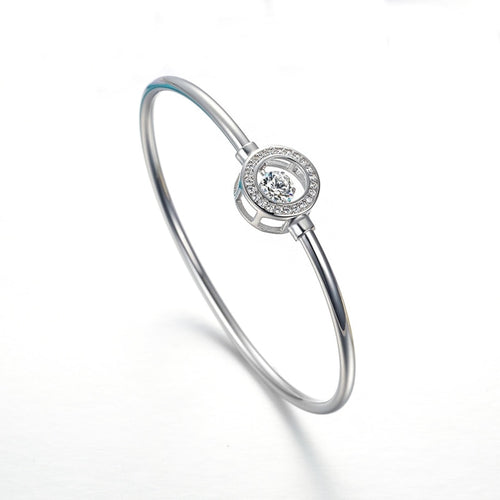 925 Sterling Silver Women's Fashion Bracelet