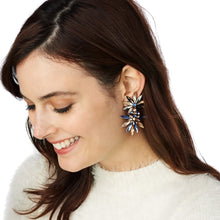 Load image into Gallery viewer, Zirconia Stone Jewelry Earrings